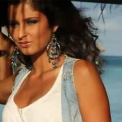 Miss France 2011 ... Malika Ménard sur les plages des Maldives