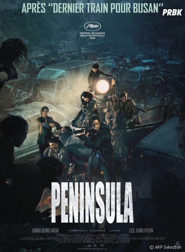 L'affiche du film Peninsula.