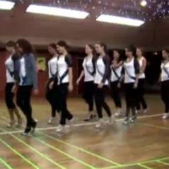 Miss France 2011 ... les filles sont en pleine répet' ... la preuve en vidéo