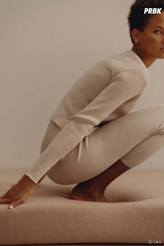 The Female Gaze : Zara dévoile sa toute première collection de lingerie, à la fois sexy et comfy