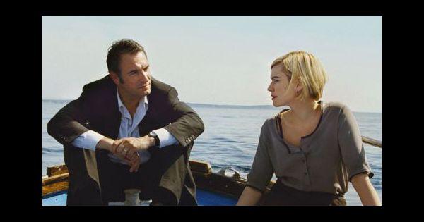 Un balcon sur la mer un extrait du nouveau film de for Nouveau film dujardin