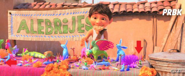 Coco : des Nemo cachés dans le film