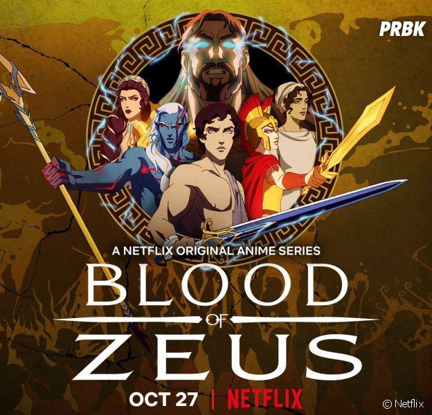 Blood of Zeus : 5 saisons de prévues pour la série d'animation de Netflix ?
