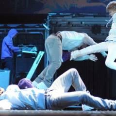 Justin Bieber ... Un accident l'oblige à annuler un show