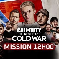 Call of Duty - Black Ops Cold War : ne loupez pas la Mission 12h avec Michou et LeStream !