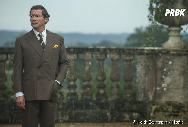 The Crown saison 5 : Dominic West dans le rôle du Prince Charles