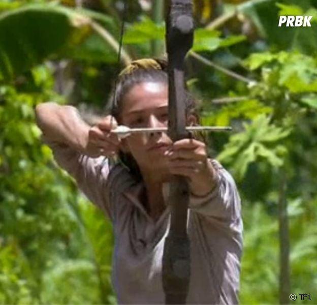 Lola (Koh Lanta 2020, les 4 terres) accusée d'avoir menti sur l'épreuve du tir à l'arc