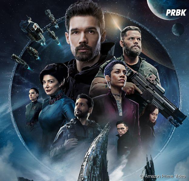 The Expanse saison 6 : la série renouvelée et annulée, un acteur viré avant la fin