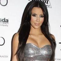 Kim Kardashian ... Pas enceinte mais de nouveau célibataire