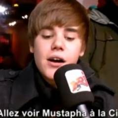 Justin Bieber ... Il fait la pub de Mustapha du 6/9