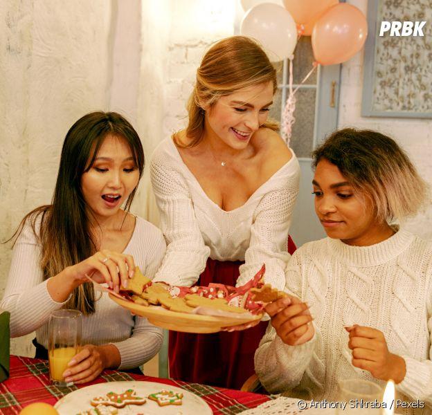 Fais notre test pour savoir quel type de gourmand tu es pour les Fêtes de fin d'année