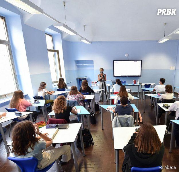 Face au Covid-19, le élèves autorisés à ne pas aller en cours jeudi et vendredi
