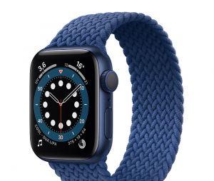 L'Apple Watch Series 6, le cadeau qui rendra votre année 2021 plus safe et plus active