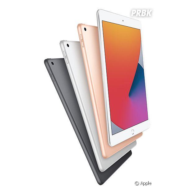 L'iPad 8ème génération, l'outil boulot et divertissement parfait