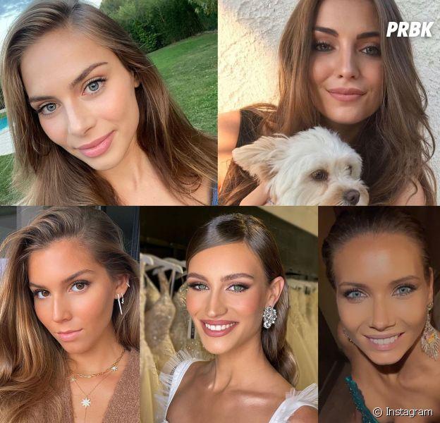 Lou-Anne Lorphelin, Lara Gautier... Découvrez les les 5 candidates favorites de Miss France 2021