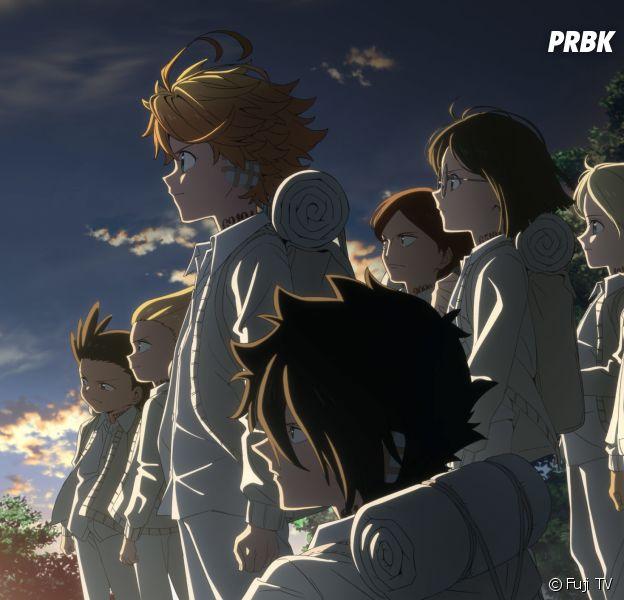 """The Promised Neverland saison 2 : l'anime va mettre en scène des """"scénario originaux"""", jamais vus dans le manga"""