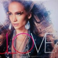 Jennifer Lopez ... La pochette de son nouvel album, JLove
