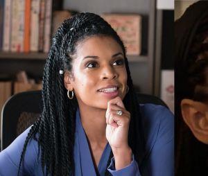 Beth (Susan Kelechi Watson) dans This is US vs Agnès (Léonie Simaga) dans Je te promets