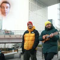 Mcfly et Carlito défiés par Emmanuel Macron pour une vidéo sur les gestes barrières