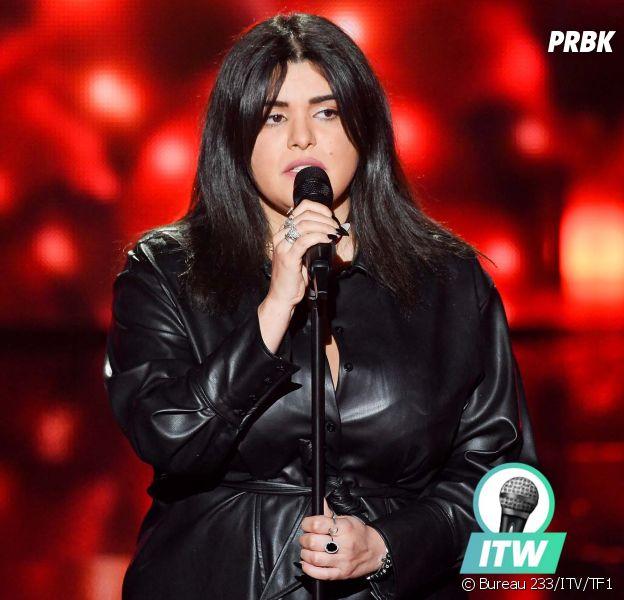 The Voice 2021 : Azza s'est confiée en interview exclusive pour PRBK