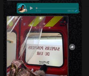 """Loana aurait menti : """"Elle n'a jamais été dans le coma"""" balance Sylvie Ortega avec une photo à l'appui, prise dans un camion de pompiers"""
