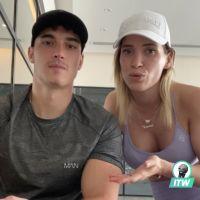 Nina et Alex (TikTok) nous racontent le début original de leur histoire (Interview)