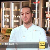 Bruno Aubin (Top Chef 2021) éliminé : les internautes dégoûtés, il se confie sur son départ