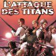 L'Attaque des Titans : le manga est terminé, l'éditeur s'attaque aux scans illégaux avant la fin