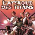 L'attaque des Titans : opening saison finale