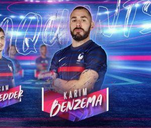 Euro 2021 : Karim Benzema de retour en Equipe de France, les internautes explosent de joie !
