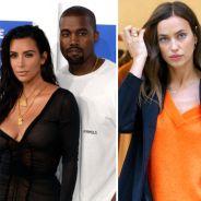 "Kanye West en couple avec Irina Shayk après son divorce ? Kim Kardashian ""ne croit pas les rumeurs"""
