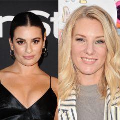 Lea Michele insupportable sur le tournage de Glee ? Heather Morris sort du silence