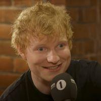 """Ed Sheeran : sa fille n'aime pas ses chansons, """"Elle ne fait que pleurer"""""""