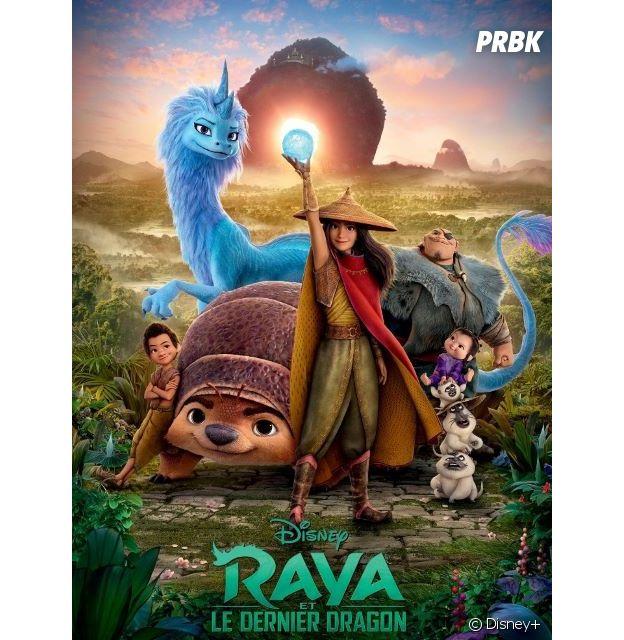 Raya et le dernier dragon.