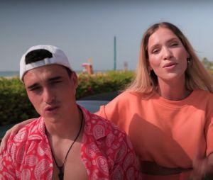 "Nina Cherry (TikTok) dévoile le sexe de son bébé avec Alexandre dans son clip ""Pirapirana"""