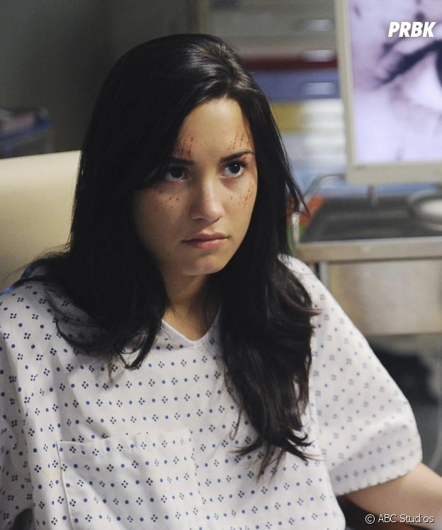 Demi Lovato a joué dans Grey's Anatomy