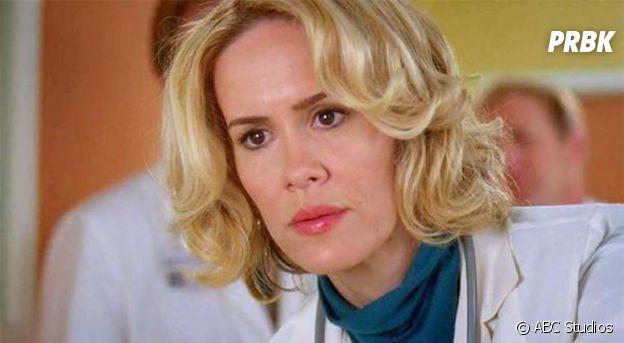 Sarah Paulson a joué dans Grey's Anatomy