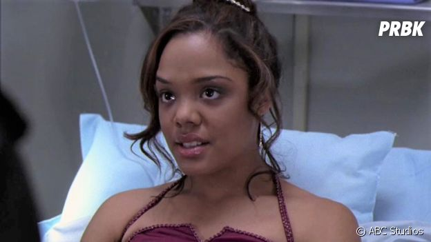 Tessa Thompson a joué dans Grey's Anatomy