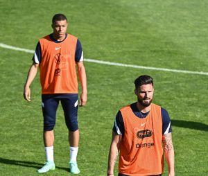 """Kylian Mbappé vs Olivier Giroud : tensions terminées ? Le joueur du PSG """"souhaite passer à autre chose"""""""