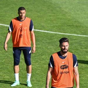 """Kylian Mbappé : tensions terminées avec Olivier Giroud ? Il """"souhaite passer à autre chose"""""""