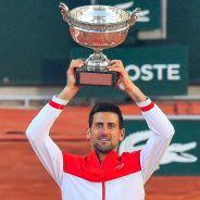 Novak Djokovic gagnant de Roland-Garros 2021 : son beau cadeau à un jeune fan après sa victoire