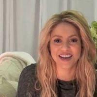 Shakira ... Ses voeux de fin d'année en vidéo
