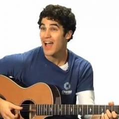 Darren Criss ... Son interview chantée et sa version de Teenage Dream