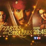 Pirates des Caraibes : la malédiction du Black Pearl sur TF1 ce soir ... bande annonce