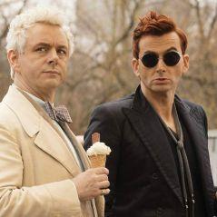 Good Omens saison 2 : surprise, David Tennant et Michael Sheen reviendront dans une suite
