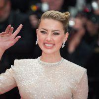 Amber Heard (Aquaman 2) maman : elle annonce la naissance surprise de son premier enfant