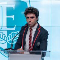 """Elite saison 5 : Itzan Escamilla (Samuel) est prêt à dire """"adiós"""" à la série"""