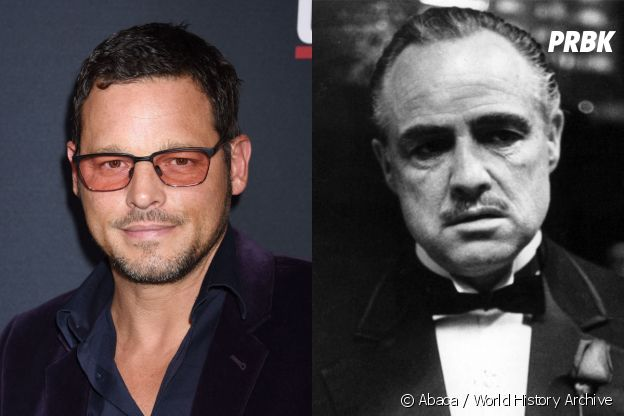 Justin Chambers jouera Marlon Brando (ici photographié dans Le Parrain) dans la série The Offer