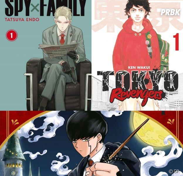 Mashle, Spy x Family, Tokyo Revengers... sélection des mangas à lire sur la plage cet été
