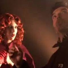 Dracula ... Le making of du clip 1, 2, 3